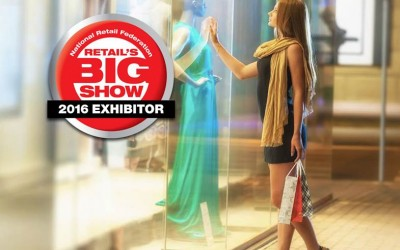 Join us at the 2016 NRF Big Show Expo, Booth #2879 Level 3, #NRF16
